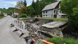 Po katastrofe v Rudne nad Hronom vyčíslili škody na približne 900-tisíc