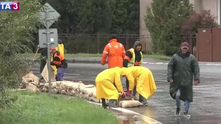 Povodne každoročne trápia aj obce na východe, ľudí ohrozujú i prívalové dažde z lesov