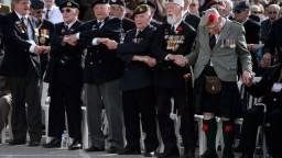 Francúzi si pripomínajú vylodenie v Normandii, odhalili nový pamätník