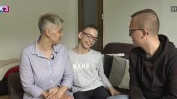 Káčer na bicykli 2021: Filip potrebuje ďalšiu operáciu a rehabilitácie, aby mohol lepšie chodiť