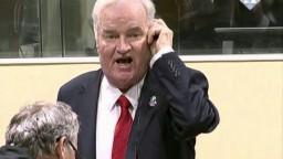 Nad Mladičom vynesú konečný rozsudok, odvolal sa voči odsúdeniu za genocídu