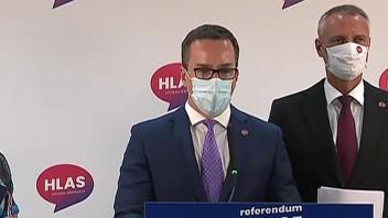 TB predstaviteľov strany Hlas-SD o očkovaní a dôchodkovej reforme