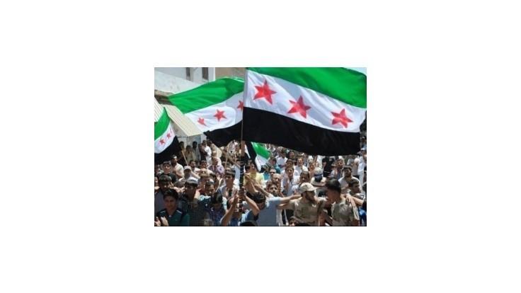 Sýrski povstalci a zahraniční diplomati sa stretnú vo Francúzsku