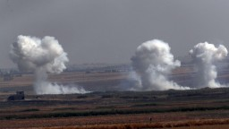 Sýria zachytila izraelský útok, aktivovala svoj obranný systém