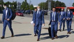 Naši futbalisti majú za sebou prvý tréning v Petrohrade. Tešia sa na výnimočný turnaj