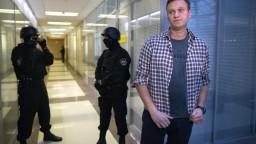 Rana pre ruskú opozíciu. Navaľného fondy označil súd za extrémistické