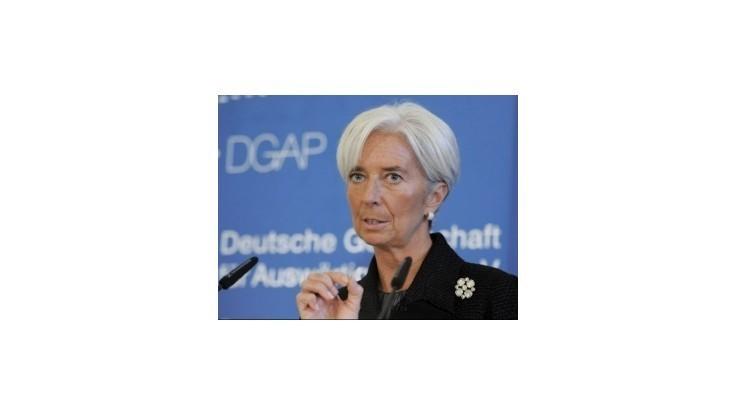 MMF: Prístup k deficitom v eurozóne by mal byť flexibilnejší