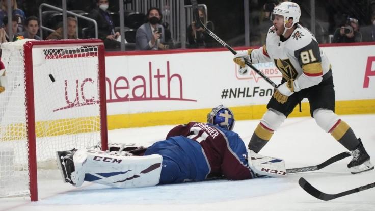 NHL: Vegas sa podaril dokonalý obrat. Zdolali Colorado a prebojovali sa do semifinále