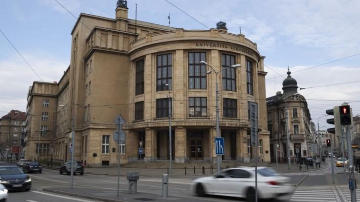 Univerzita Komenského v rebríčku kvality stúpa, umiestnili sa aj ďalšie slovenské univerzity