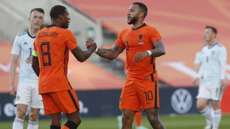Oba tímy chcú hrať ofenzívne, Holandsko a Ukrajina sa stretnú po prvý raz