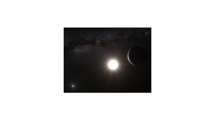 Objavili najbližšiu planétu mimo slnečnej sústavy