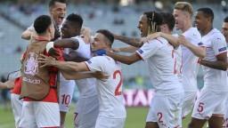 Wales a Švajčiarsko napokon remizovali. Skóre otvoril Embolo