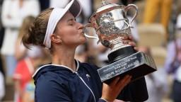 Česká tenistka Krejčíková vybojovala titul na Roland Garros