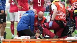 Škriniara šokoval kolaps spoluhráča z Interu - Eriksena: Bolo to niečo strašné, veľmi sme sa zľakli
