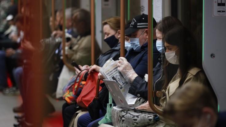 Pandemická situácia v Rusku sa zhoršuje, pribudlo najviac nakazených od februára