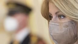 Slovensko je zranené, potrebujeme upokojiť situáciu, tvrdí prezidentka