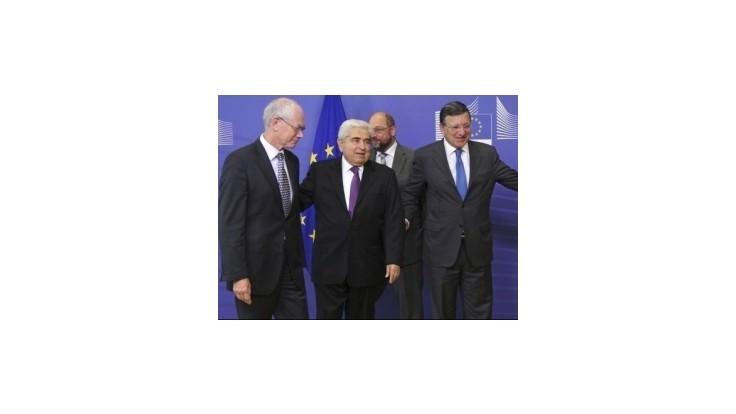 Nobelovu cenu mieru prevezme trio Barroso-Schulz-Van Rompuy