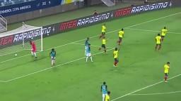 Copa America: Kolumbia zvládla prvý zápas a poradila si s Ekvádorom