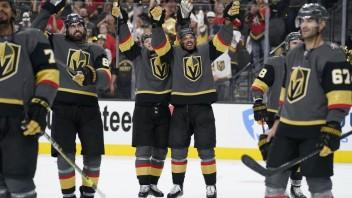 NHL: Vegas vstúpili úspešne do semifinále, zdolali Montreal