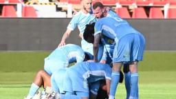 Slovan pozná súpera v predkole Ligy majstrov, vyzve írsky Shamrock Rovers