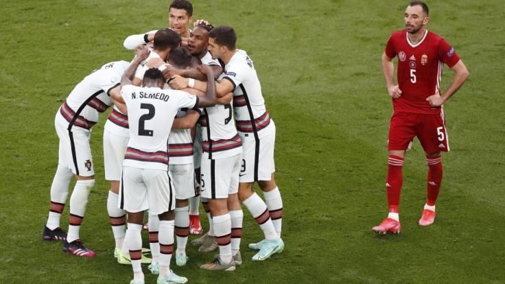 Portugalsko zvíťazilo nad Maďarskom. Ronaldo prispel dvoma gólmi