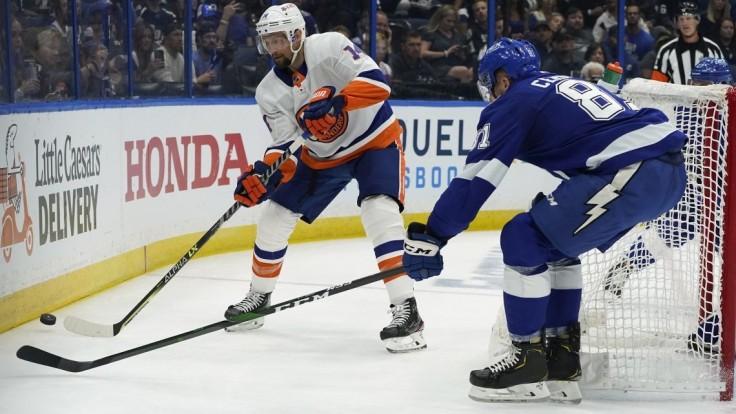 NHL: Tampa vyrovnala stav série, zdolala Islanders