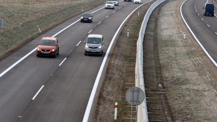 Pozor na tento úsek. Práce na ceste spôsobia dopravné obmedzenia