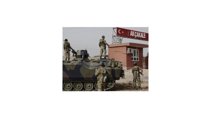 Turecké delostrelectvo reagovalo na sýrsku mínometnú paľbu