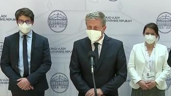 TB V. Lengvarského o aktuálnej epidemickej situácii na Slovensku