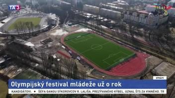 Medzinárodný olympijský festival mládeže sa začne už o rok
