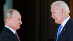Biden a Putin ukončili prvé kolo rokovaní, rozhovory však pokračujú