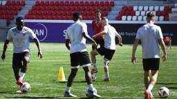 Futbalisti AS Trenčín odštartovali letnú prípravu. Úvodný tréning viedol Peter Hlinka