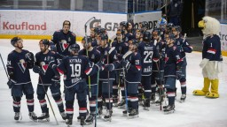 HC Slovan sa predstaví v Lige majstrov. Belasí nahradia Junosť Minsk