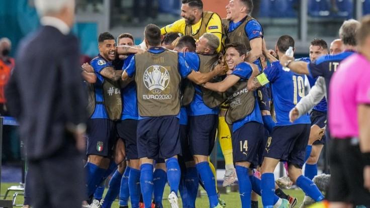 Taliani si zabezpečili postup do osemfinále.  So šiestimi bodmi sú na čele tabuľky