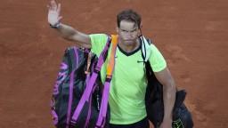 Nadal nebude štartovať na olympiáde v Tokiu, vynechá aj Wimbledon
