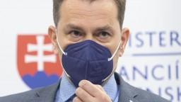 Dominancia delta variantu na Slovensku je otázkou času, tvrdí Matovič