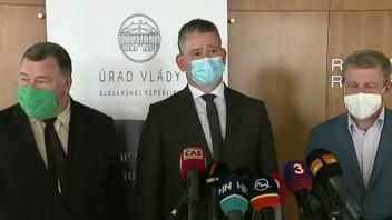 TB ministra R. Mikulca a V. Lengvarského o prípravách na tretiu vlnu