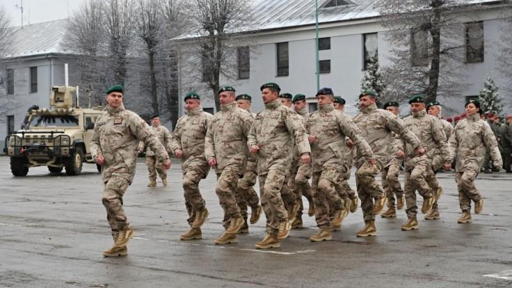 Slovenskí vojaci ukončili takmer 20-ročné pôsobenie v Afganistane