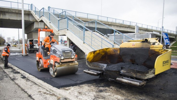 V Bratislave začnú v pondelok opravovať most nad Panónskou, obmedzí to dopravu