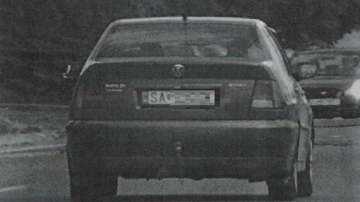 Nezodpovední šoféri: Polícia namerala vodičovi pri obci Jelka rýchlosť 175 km/h