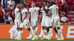 Belgicko otočilo duel s Dánskom a postúpilo do osemfinále