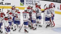 NHL: Montreal vedie v sérii nad Vegas, hrdinom zápasu bol Anderson