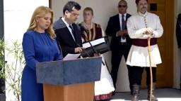 Prezidentka počas výjazdu komentovala aj oslobodenie Rómov z kauzy razie Moldavy nad Bodvou