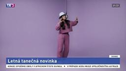 Katka Knechtová predstavila letnú novinku. Natáčanie videoklipu nebolo jednoduché