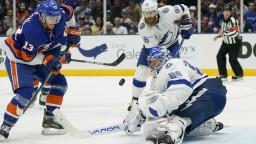 NHL: Islanders zdolali Tampu Bay, stav série je vyrovnaný