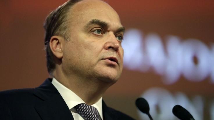 Ruský veľvyslanec Antonov sa vráti do USA. Na pracovisku bude v pondelok