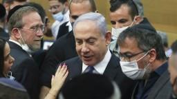 Netanjahu opustí rezidenciu premiéra do troch týždňov