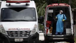 Situácia v Brazílii je vážna, počet obetí pandémie prekročil hranicu pol milióna