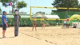 Plážovým volejbalistom sa začala sezóna, otvoril ju turnaj v Skalici