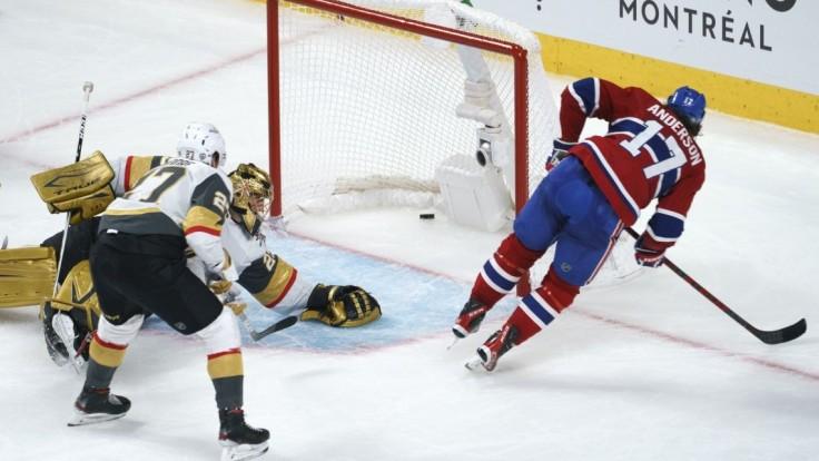 NHL: O víťazstve Vegas rozhodol v predĺžení Roy. Stav série je vyrovnaný